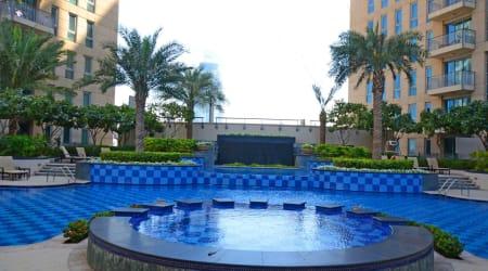Dubai Boulevard Stuido Apartment