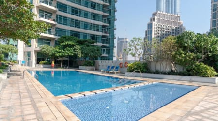 2 Bedroom Apartment with Burj Khalifa