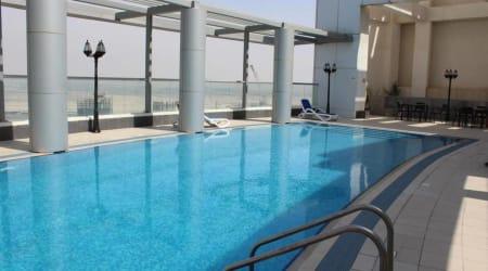 Burj Al Nujoum Apartment with 2 Bedrooms