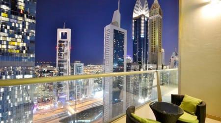Dubai City View Apartment