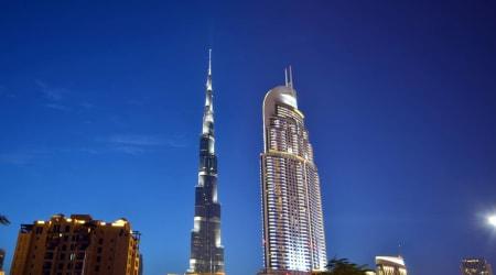 Exquisite Downtown Dubai Apartment