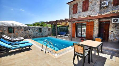Stunning Villa Şal in Kaya Village