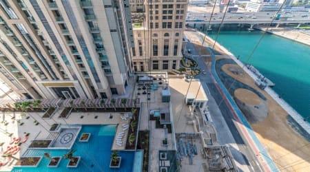 2BR Dubai Al Habtoor City Apartment