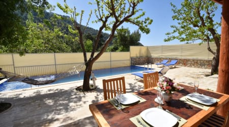 Antalya Villa with  Secluded Private Pool