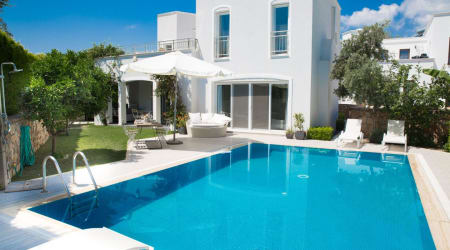 Beautiful and Secluded Bodrum Centre Villa