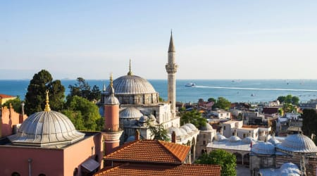 Sea View Istanbul Blue Mosque Apartment