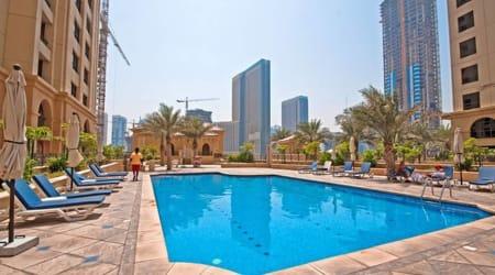 3BR  Sea View Jumeirah Beach Apartment