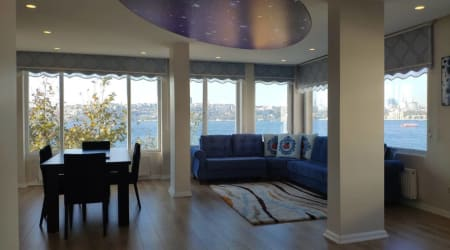 12 Sleeps Istanbul Luxurious Flat