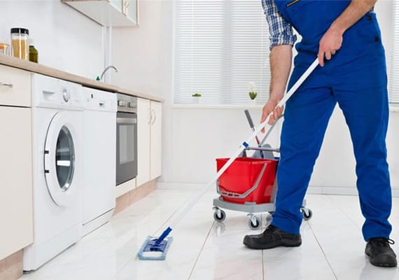 Hourly Basis Cleaning / Maid Services