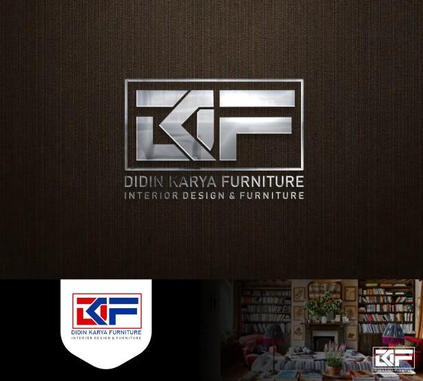 Jasa Desain Logo Furniture untuk DIDIN KARYA