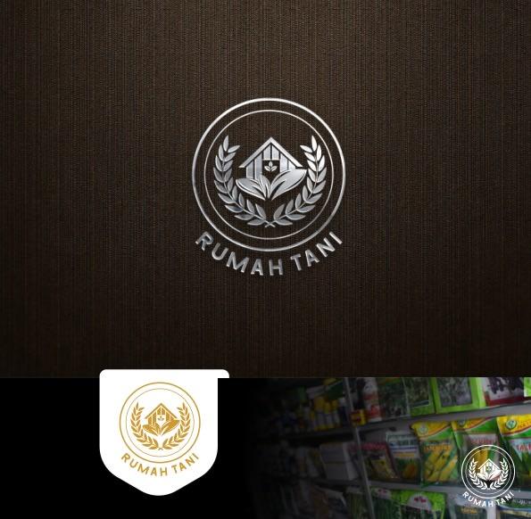 Jasa Desain Logo Rumah Tani