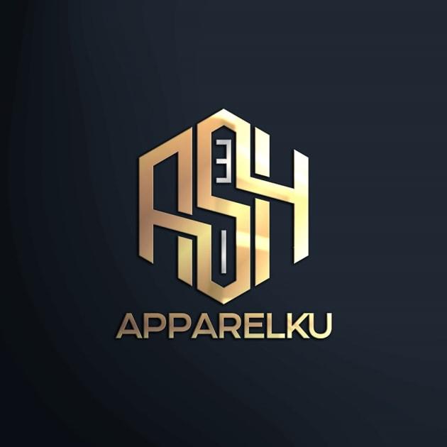 Jasa Desain Logo Apparel untuk APPARELKU