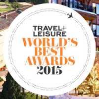 Travel + Leisure Award Banner Image
