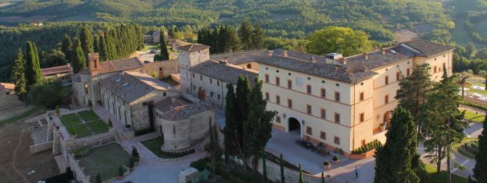 Castello Di Casole Is The Best Resort In Europe, Four Years Running
