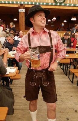 Oktoberfest 2014 in Munich