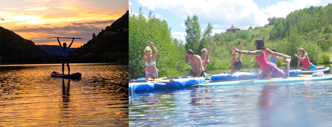 Stand-Up Paddle Boarding - Steamboat Springs