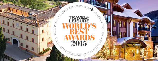 Visit Two of Travel + Leisure's Best Resorts