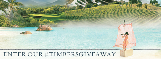 Announcing Our #TimbersGiveaway Contest!