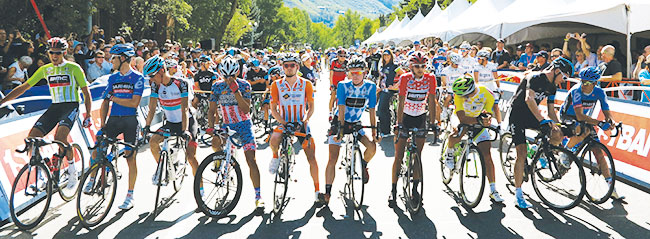The USA Pro Cycling Challenge, Round 2