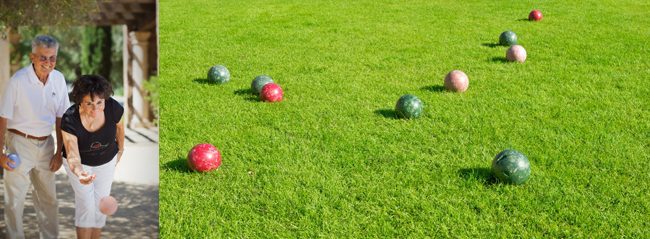 Lawn Games How To: Bocce Ball