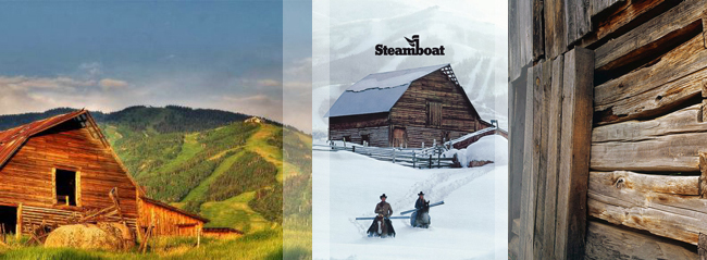 steamboat springs iconic barn timbers resorts