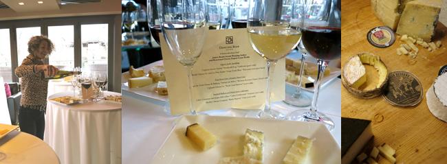 An Après-Ski Wine + Cheese Pairing