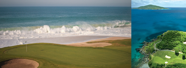 Fore! Four More of our Favorite Golf Resorts