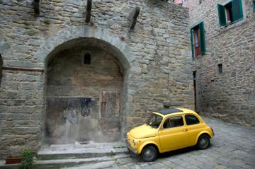 Cortona-Car