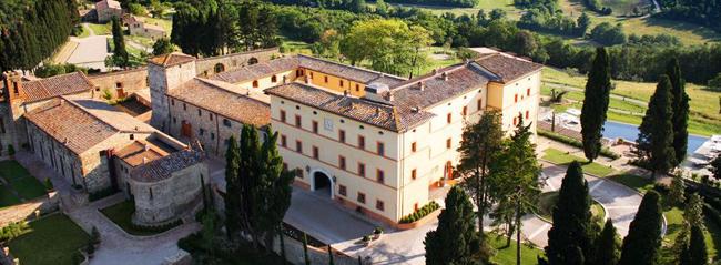 Felice Anniversario Castello di Casole!