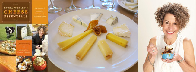 An Interview with Laura Werlin: The Cheese Lady
