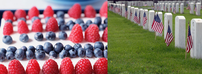 Celebrate Memorial Day with Timbers Resorts!