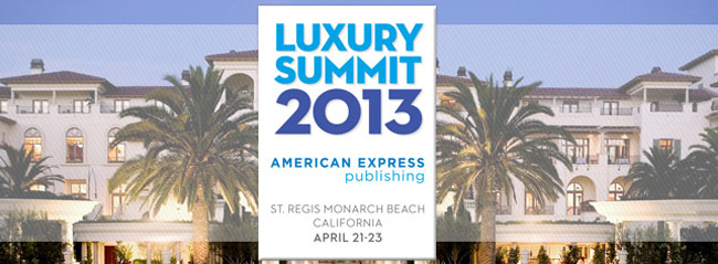 The American Express Luxury Summit
