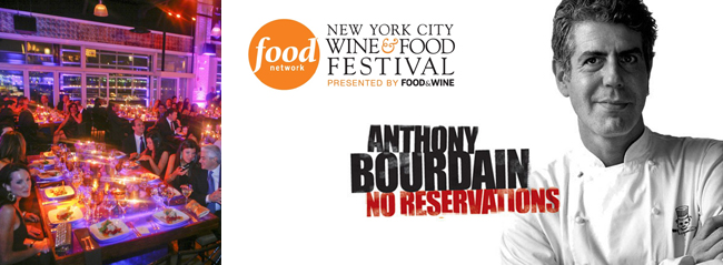 Roasting & Toasting Anthony Bourdain in NYC