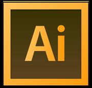 Logotipo de Adobe ilustrator