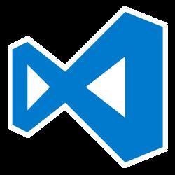 Logotipo de visual studio code
