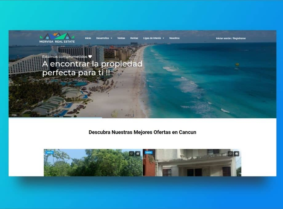 website Mervisa