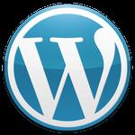 Logotipo de cmd wordpres