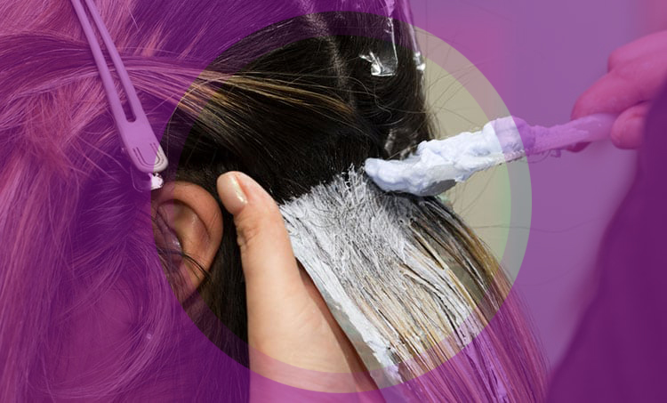 Best hair clinic in Hyderabad for hair dye induced hairloss