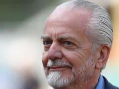Президент «Наполи» призвал к созданию европейской футбольной лиги