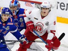 Прямая трансляция матча «Витязь» — СКА в регулярном чемпионате КХЛ