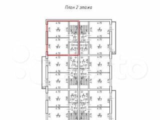 Таунхаус 146 м² на участке 1 сот.