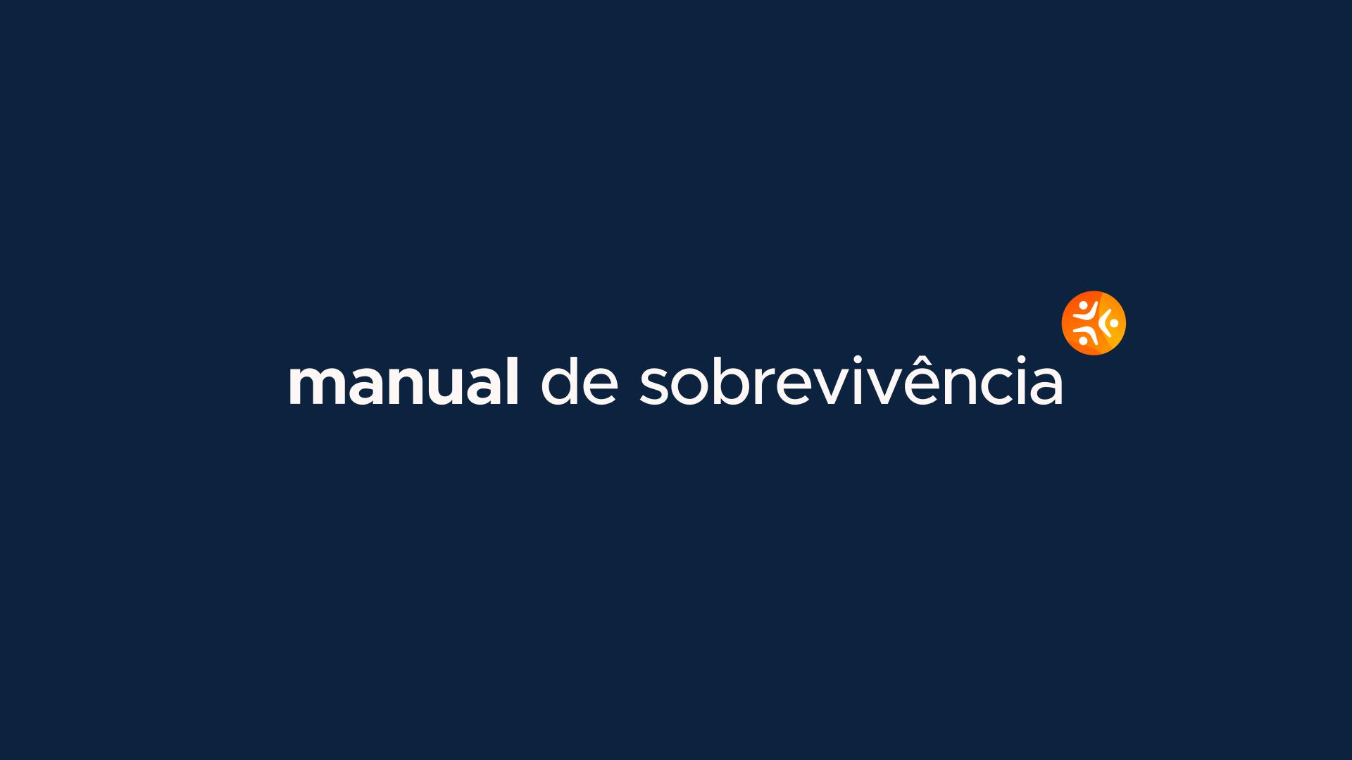 Logo do Manual de Sobrevivência