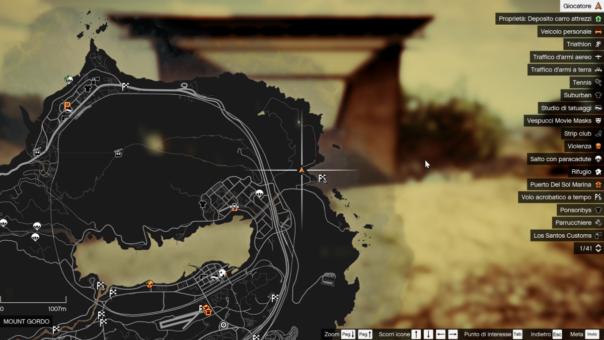 GTA 5 Trevor submerged secret warehouse | <alebal web Blog>