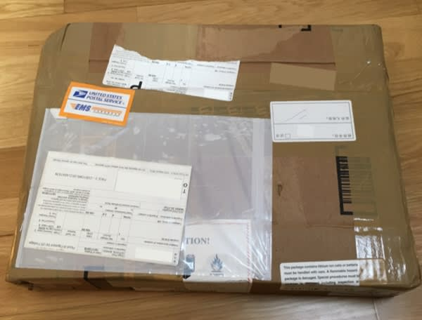 USPS Package