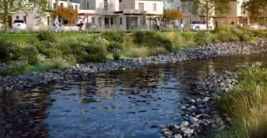 Accorn Creek River View
