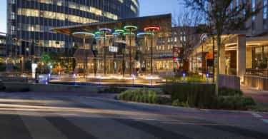 Century City Square.