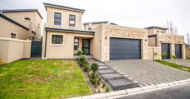 Durbanville home, Alexander Swart