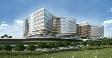 Deloitte Offices Atterbury