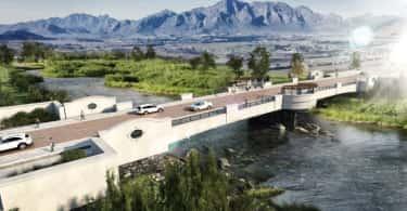 Val de Vie Bridge Construction