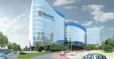 Discovery HO in Sandton